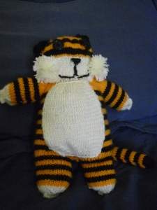 hobbes knit
