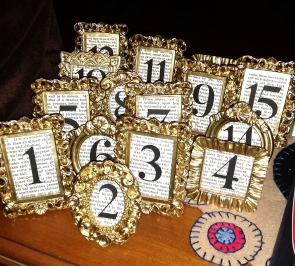 tablenumbers